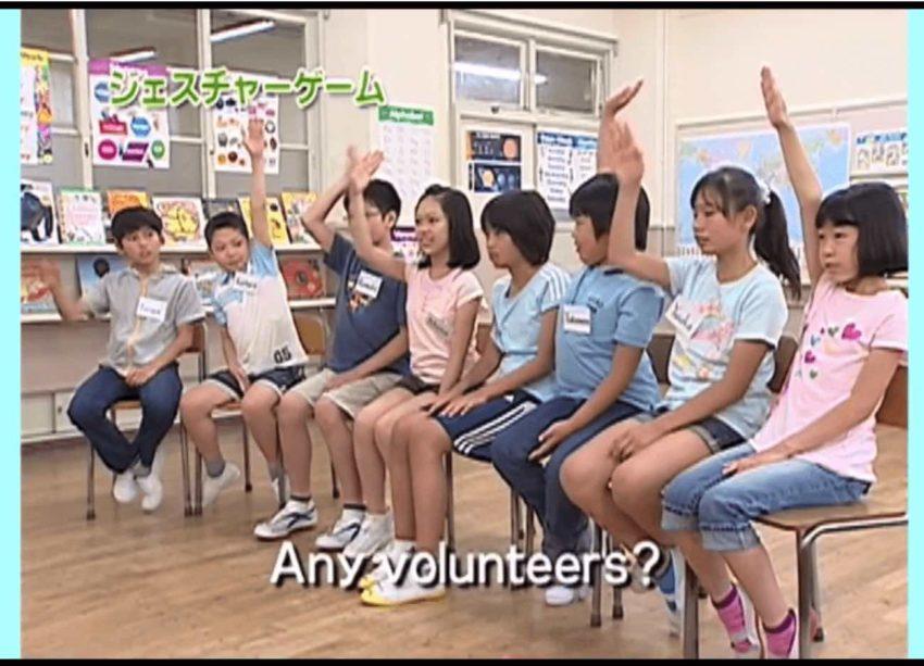 教室レッスンのサンプル動画:小学校英語指導者資格認定 +アルク児童英語教師養成コースの画像