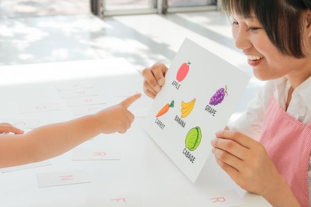 児童英語教師の仕事内容についてのイメージ画像