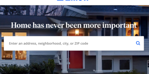 宅建士のビジネス英語:アメリカの不動産サイトZillowの会社概要を読む